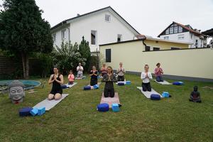 Yoga Garten Evita Yoga